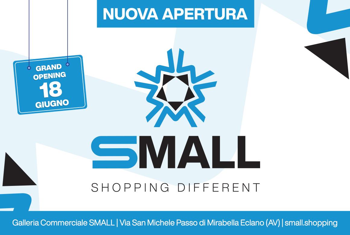 SMALL Galleria Commerciale taglia il nastro!