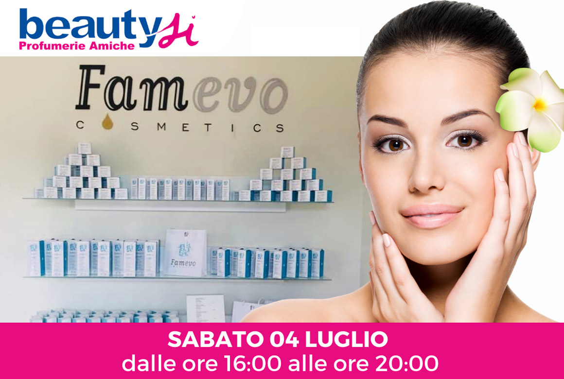 Open Day Famevo Cosmetics